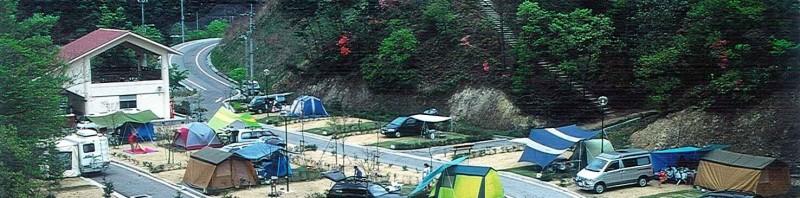 オートキャンプ場1