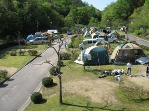 オートキャンプ場2