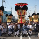 川之江秋祭り