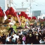 三島秋祭り