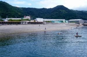 余木崎海水浴場