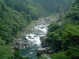 富郷渓谷2